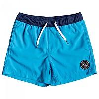 [해외]퀵실버 Glitch Volley 13 Malibu Blue