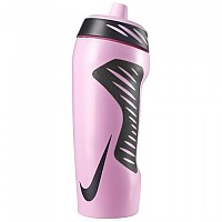 [해외]나이키 ACCESSORIES Hyperfuel Water Bottle 18Oz Pink Rise / Black / Black