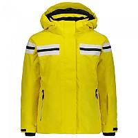 [해외]CMP Jacket And Pant Set Yellow