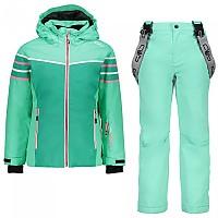 [해외]CMP Jacket And Pant Set Mint
