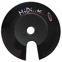 [해외]AXA 미드i Disc 38-42T Protector Black
