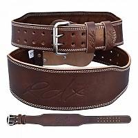 [해외]RDX SPORTS Belt Leather 4´´ Brown Padded