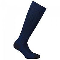 [해외]CMP Trekking Sock Wool Long Black Blue