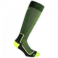 [해외]CMP Trekking Wool Long Lime Green