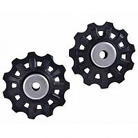 [해외]캄파놀로 Record Pulleys 11s 8.4 mm Set Black