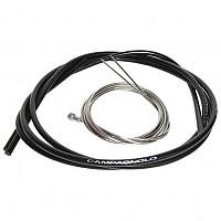 [해외]캄파놀로 Cable And Cover For TT Brake Lever Silver / Black