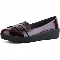 [해외]핏플랍 Fringey Loafer Deep Plum