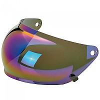 [해외]BILTWELL Shield Gringo S Bubble Anti Fog Rainbow Mirror