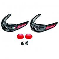[해외]시디 Reflex Adjustable Heel Man1137417555 Black / Red