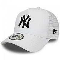 [해외]뉴에라 MLB New York Yankees Essential Aframe Trucker White