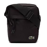 [해외]라코스테 Vertical Camera Bag Black