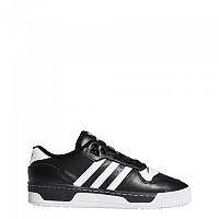 [해외]아디다스 ORIGINALS Rivalry Low Core Black / Footwear White / Footwear White
