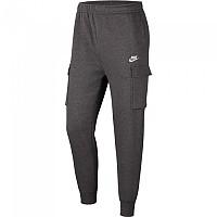 [해외]나이키 Sportswear Club Cargo Pants Regular Charcoal Heathr / Anthracite / White