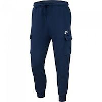 [해외]나이키 Sportswear Club Cargo Pants Regular Midnight Navy / Midnight Navy / White