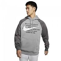[해외]나이키 Sportswear Swoosh Particle Grey / Iron Grey / White