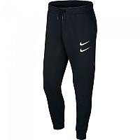 [해외]나이키 Sportswear Swoosh Black / White