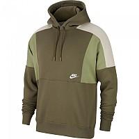 [해외]나이키 Sportswear Color Block Medium Olive / Oil Green / Light Bone / White