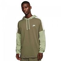 [해외]나이키 Sportswear Color Block Medium Olive / Oil Green / White / Light Bone
