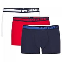 [해외]타미힐피거 언더웨어 Trunk 3 Pack Navy Blazer / Tango Red / Pvh White