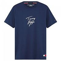 [해외]타미힐피거 언더웨어 Crew Neck Logo Navy Blazer