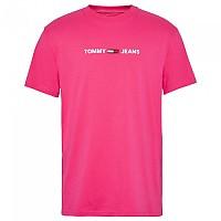 [해외]타미 진 Essential Logo Bright Cerise Pink