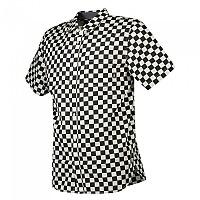 [해외]반스 Cypress Checker Black / Whitecaps