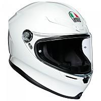 [해외]AGV K6 Solid MPLK 9137296609 White