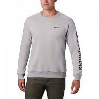 [해외]컬럼비아 로고 Fleece Columbia Grey Heather / Collegiate Navy