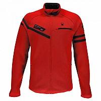 [해외]스파이더 Alps Full Zip 미드 스웨트 Red / Black / Black