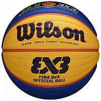 [해외]윌슨 FIBA 3x3 Game 2020 Edition 3137507293 Blue / Yellow