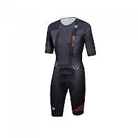 [해외]스포츠풀 Bodyfit Pro 범버 111 Black Anthracite / Orange SDR