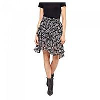 [해외]리플레이 W9806 Skirt Black-White