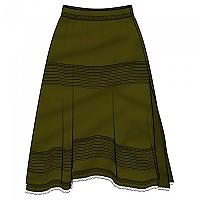 [해외]리플레이 W9814 Skirt Military Green