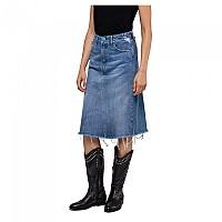 [해외]리플레이 WA9158 Skirt Medium Blue