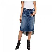 [해외]리플레이 WB9158 Skirt Dark Blue