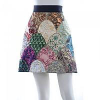 [해외]돌체앤가바나 732380/ 미니 Skirt Gold