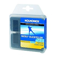 [해외]HOLMENKOL 노르딕Glider Matrix FX 2x35 gr Black / Yelllow