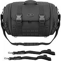 [해외]새들맨 TR2300DE Tactical Sissy Bar 37.7L Black