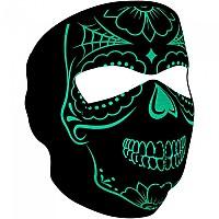 [해외]ZAN 헤드기어 네오prene Full Face Mask Calavera