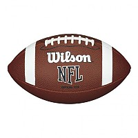 [해외]윌슨 NFL Bin Ball Official 3136230668 Brown