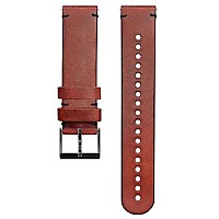[해외]순토 Urb2 Leather Strap 20mm 4137530473 Brown / Black