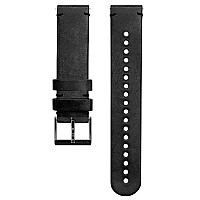 [해외]순토 Urb2 Leather Strap 20mm 4137530474 Black / Black