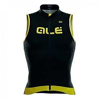 [해외]ALE Triathlon Cipro Suite Black / Logo Fluor