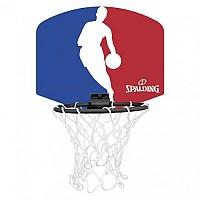 [해외]스팔딩 NBA 미니board 로고맨 Blue / Red / White