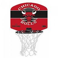 [해외]스팔딩 NBA 미니board 시카고 Bulls Multicolor