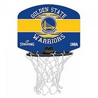 [해외]스팔딩 NBA 미니board 골든 스테이트 Warriors Multicolor