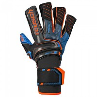 [해외]로이쉬 Attrakt G Fusion Goaliator 3137525134 Black / Shocking Orange / Deep Blue