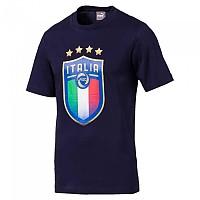 [해외]푸마 FIGC Italia Badge 티 S/S Peacoat