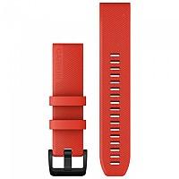 [해외]가민 Quick피트 22 Watch 스트랩 밴드 Red Laser
