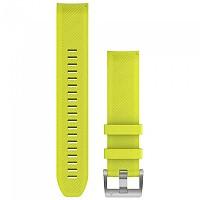 [해외]가민 Quick피트 22 Watch 스트랩 밴드 Yellow